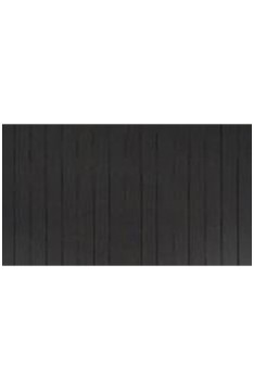 Moso unibamboo latex backed tile 500x500x3mm black