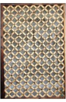 Europe Great Wall Bamboo Panel 180cm x 100cm