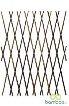 Black Bamboo Trellis 120