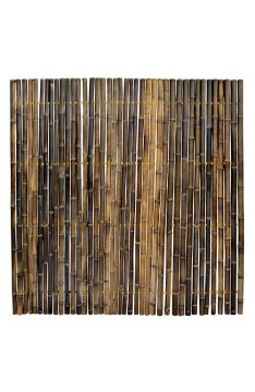 Black Solid Trendline Bamboo Panel 40mm 1.8 mtr x 1.8 mtr